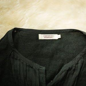 Comptoir Des Cotonniers Sweaters - Comptoir Des Cotonniers L Black Patrice Sweater